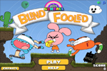 Screenshot of The Amazing World of Gumball: Blind Fooled