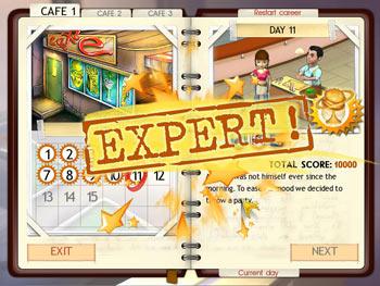 Amelie's Cafe screen shot