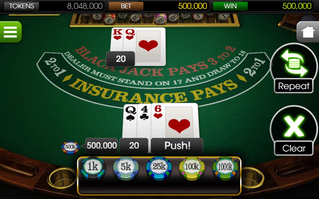 american blackjack rules