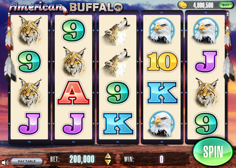 buffalo casino game download