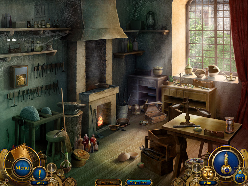 Amulet of Time: Shadow of La Rochelle screen shot