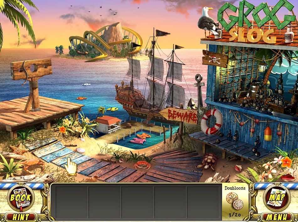 Amusement World screen shot