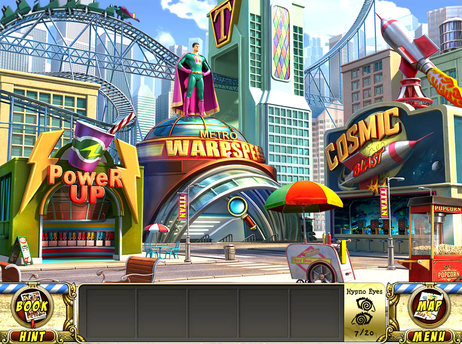 Amusement World screen shot