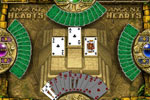 Screenshot of Ancient Hearts and Spades