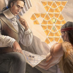 Ancient Mosaic - Relax inside this enchanting inlay puzzle world with 3 distinct modes. - logo