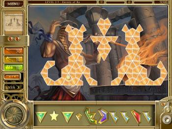 Ancient Mosaic screen shot