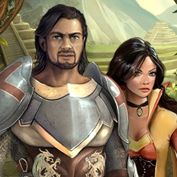 Ancient Oracles 3 in 1 Bundle - Play 3 different games in the Ancient Oracles 3 in 1 Bundle.  Unveil the Oracles' secrets in this combination of match-3 and hidden object games. - logo
