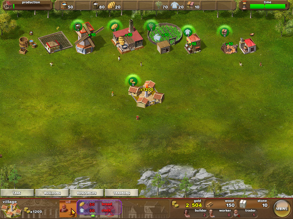 Ancient Rome screen shot