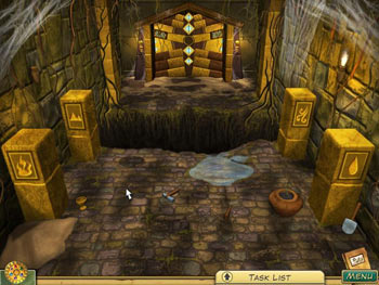 Ancient Secrets screen shot