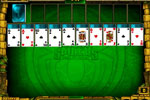 Screenshot of Ancient Spiders Solitaire