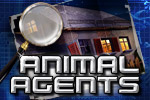 Be part of the Animal Agents, finding hidden clues to solve animal cases!
