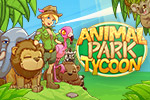 You start with an empty plot and a dream. Create the most fabulous zoo of all time in Animal Park Tycoon!