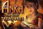 Explore the mysterious world of Ankh and discover The Lost Treasures!