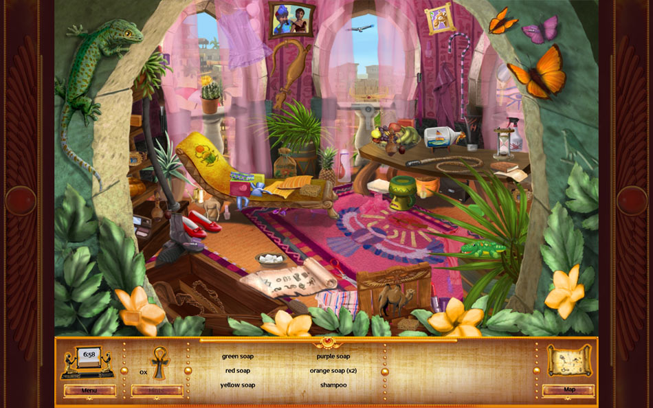 Ankh: The Lost Treasures screen shot