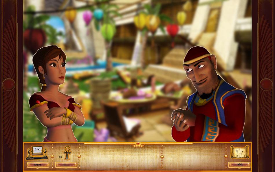 Ankh: The Lost Treasures screen shot