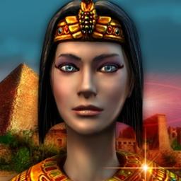 Annabel - Help Annabel save her beloved Akhenaten and restore order to Egypt! - logo