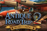 Antique Road Trip: Homecoming contains interactive hidden object rooms and zoomable areas, and a customizable puppy companion!