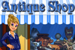 Manage and improve your Antique Shop to discover historical treasures!