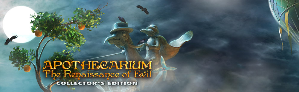 Apothecarium: The Renaissance of Evil Collector's Edition