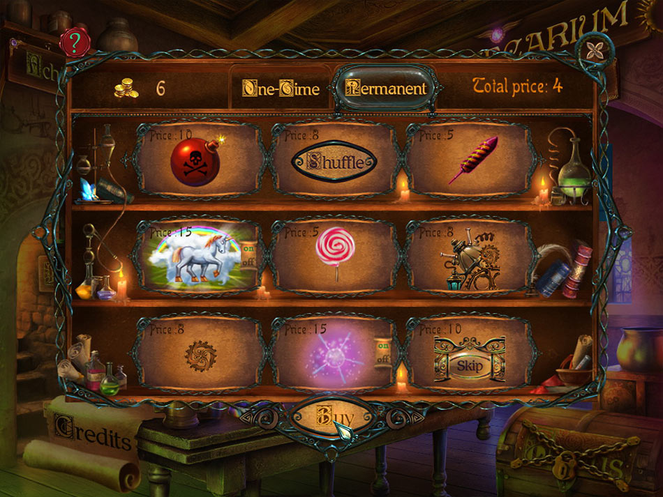 Apothecarium: The Renaissance of Evil Collector's Edition screen shot