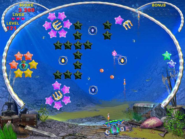 AquaBall screen shot