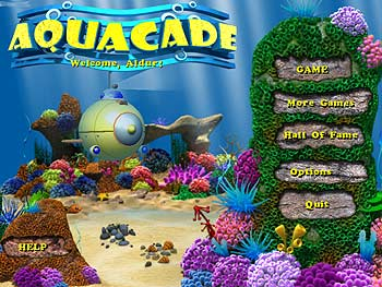 Aquacade screen shot