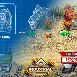 Aquapolis - Build an Aquapolis full of thriving underwater communities! - logo