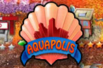 Build an Aquapolis full of thriving underwater communities!