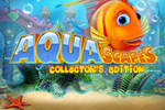 If you loved Fishdom, you'll be head over fins for Aquascapes Collector's Edition! Care for your fishy friends and find hidden objects to earn money!