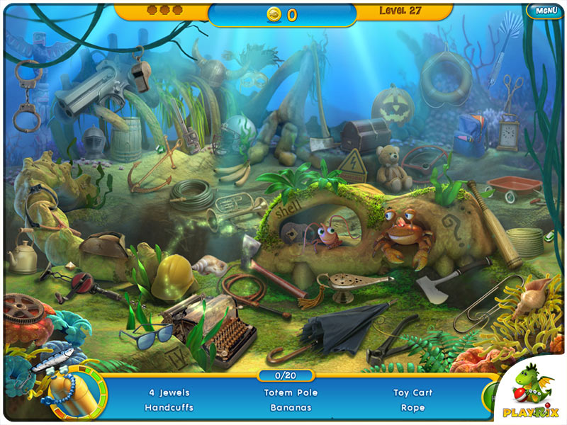 Aquascapes Collector's Edition screen shot