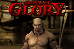 Become a mighty gladiator in the Arenas of Glory multiplayer online game!