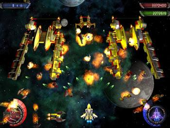 Astro Avenger screen shot