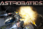 Blast through space in a high-tech spacefighter built for attack.