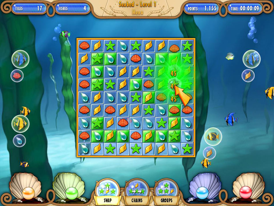 Atlantic Quest screen shot