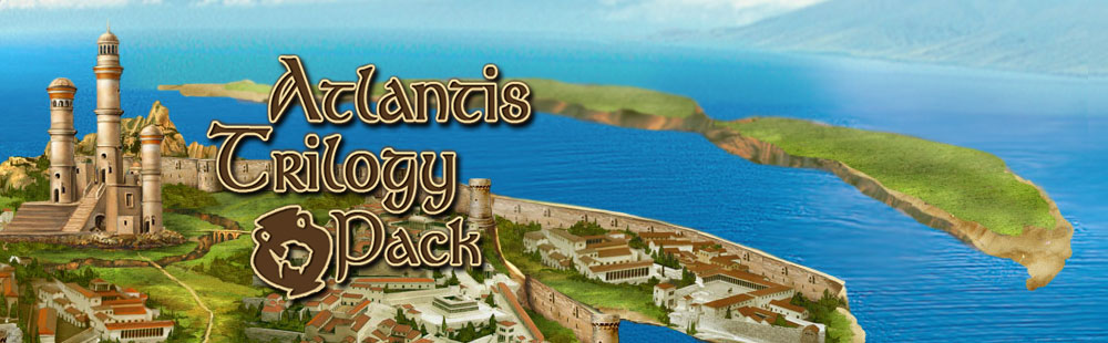 Atlantis Trilogy Bundle