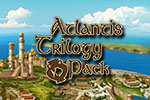 Get THREE hit Atlantis games for one low price! Play the Atlantis Trilogy Bundle today and unravel the mystery of the fabled sunken city.