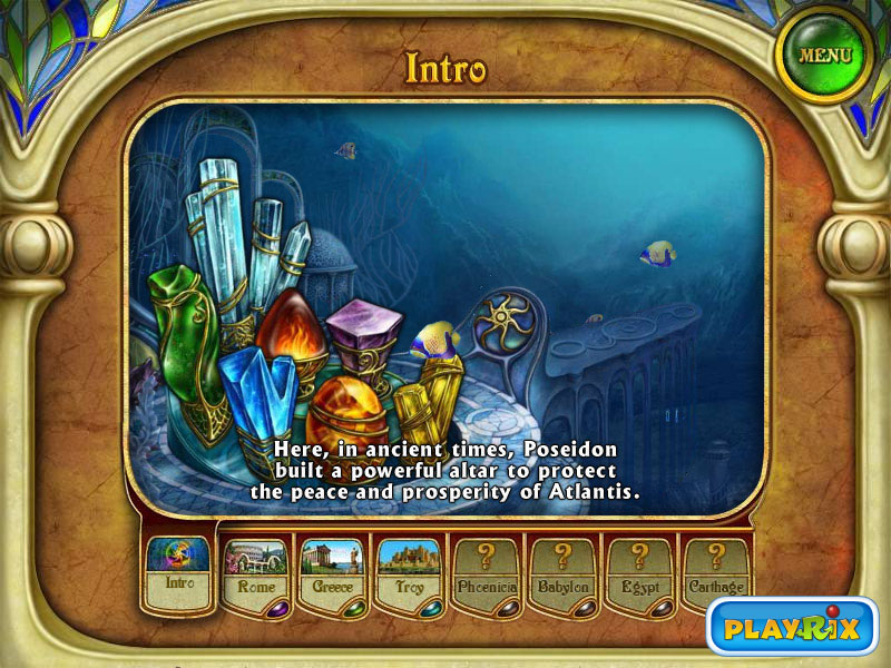 Atlantis Trilogy Bundle screen shot