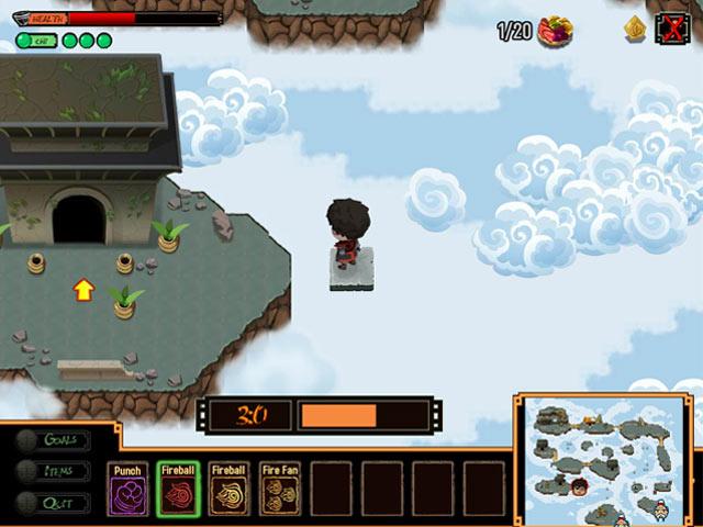 Avatar: Path of Zuko screen shot