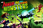 Avengers! Defend S.H.I.E.L.D. headquarters from attacking Gamma Monsters! Play Avengers vs. Gamma Monsters now for free.
