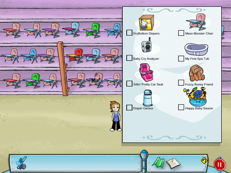 Avenue Flo: Special Delivery screen shot