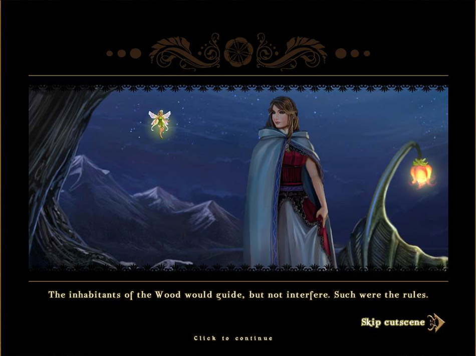 Awakening: Moonfell Wood screen shot