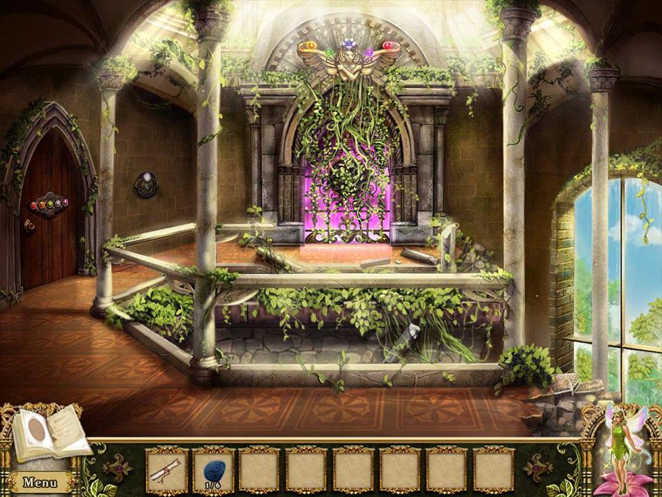 Awakening: The Dreamless Castle screen shot