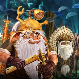 Awakening: The Goblin Kingdom - You must seek answers from the wise King in the hidden object adventure Awakening the Goblin Kingdom.  Can you avoid the shadows? - logo