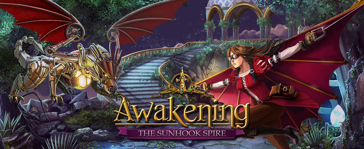 Awakening: The Sunhook Spire - Will you reach the Spire?