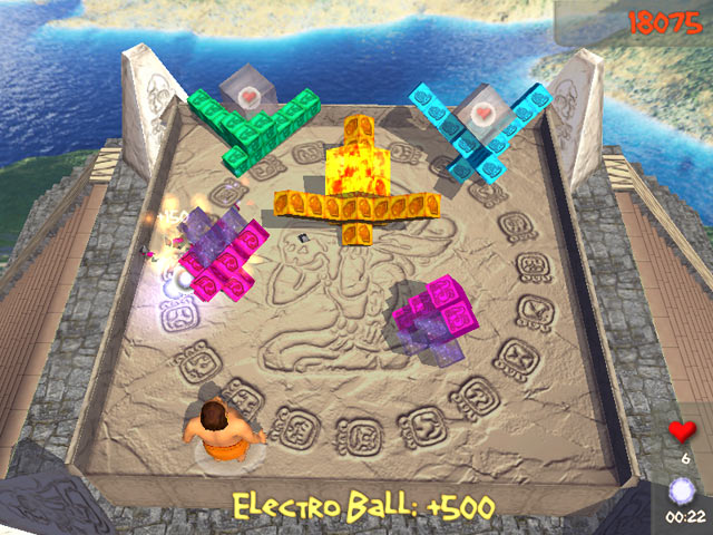 Aztec Ball screen shot