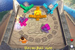 Screenshot of Aztec Ball