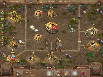 Aztec Tribe screen shot