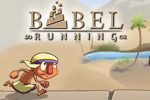 The ultimate action, adventure challenge, BABEL Running keeps the humans vying to raise themselves to build a tower closer to you!