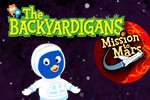 Join the Backyardigans on their Mission to Mars in this game for ages 4-6!  Will you help them collect the Boinga Crystals?
