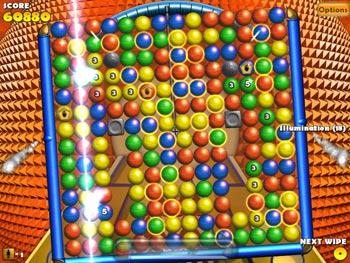 Ballhalla screen shot